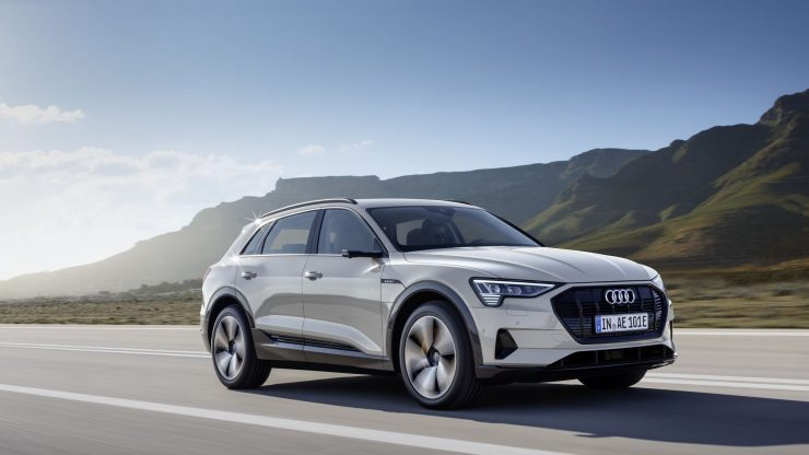 Audi etron 13