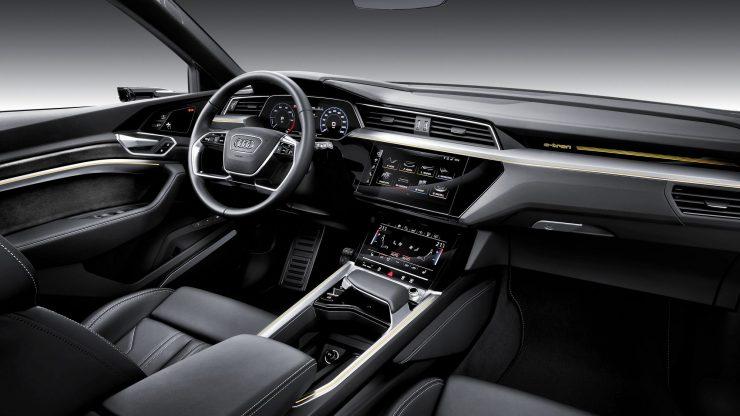 Audi etron 16
