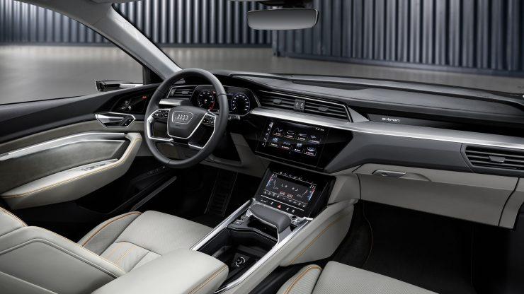 Audi etron 20