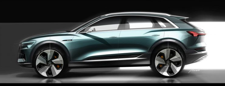 Audi etron 21