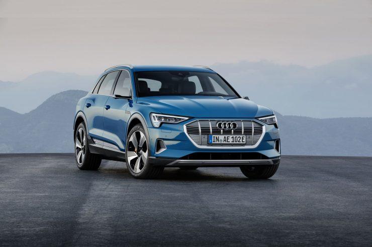 Audi etron 6
