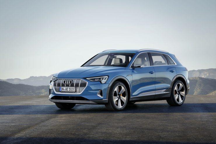 Audi etron 8