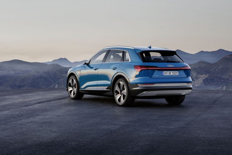 Audi etron 9