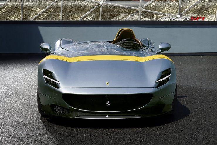 Ferrari Monza SP1 SP2 007
