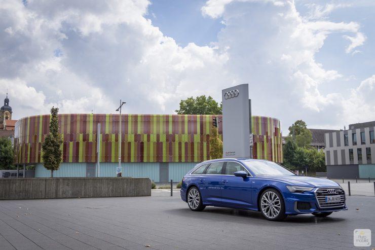 essai Audi A6 Avant Theautomobilist 200
