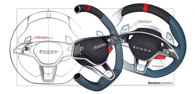 Skoda Vision RS