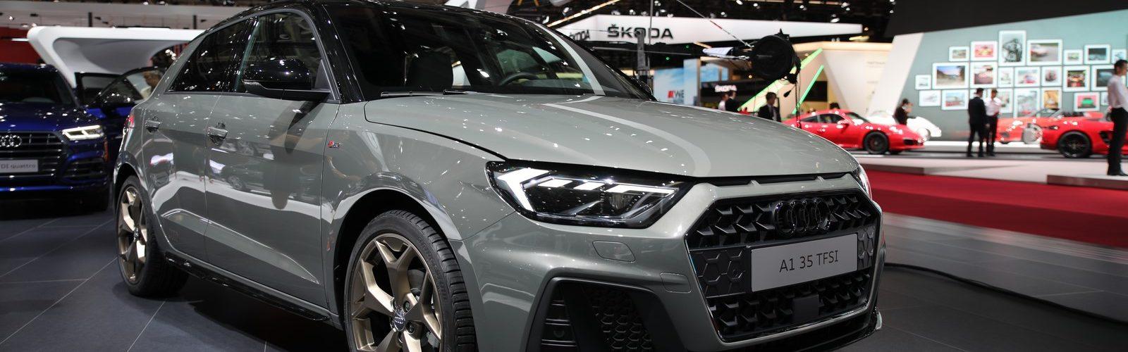 Audi A1 Sportback Mondial 2018 1