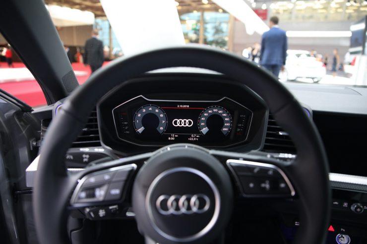 Audi A1 Sportback Mondial 2018 14