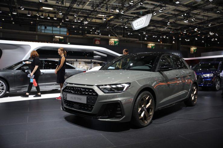Audi A1 Sportback Mondial 2018 2