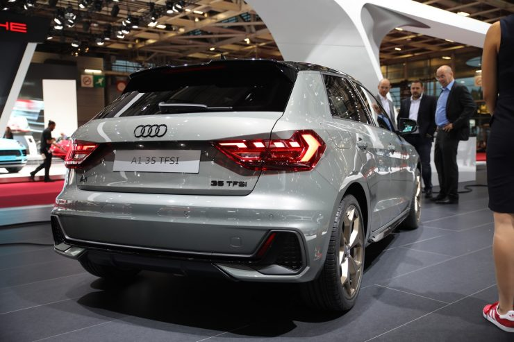 Audi A1 Sportback Mondial 2018 5