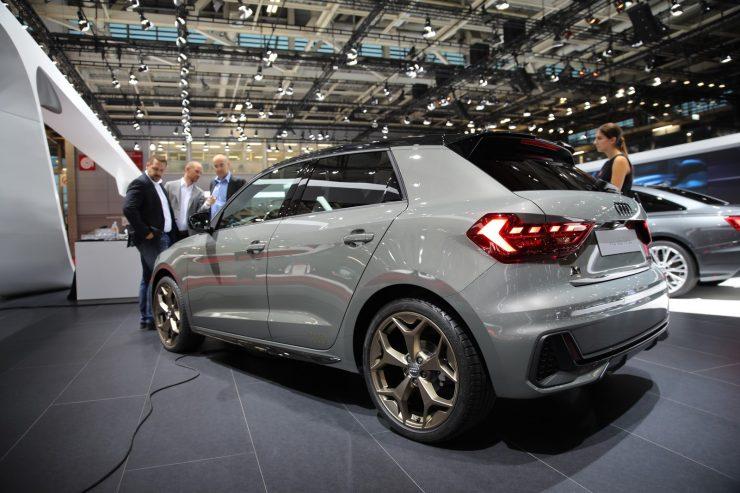 Audi A1 Sportback Mondial 2018 8