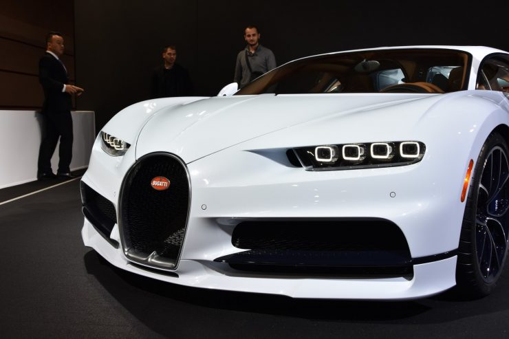Bugatti Chiron SkyView 1