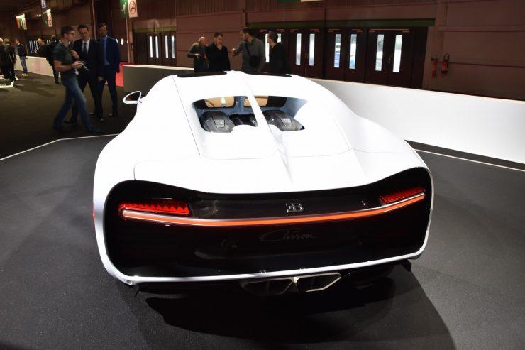Bugatti Chiron SkyView 2
