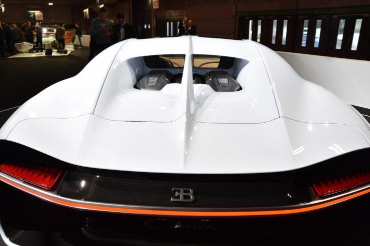 Bugatti Chiron SkyView 8