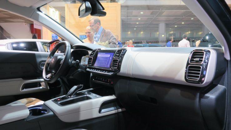 Citroen C5 Aircross Mondial Auto 2018 14