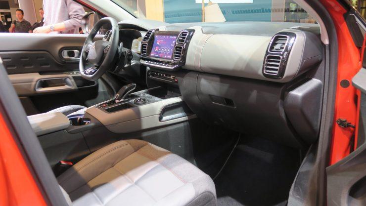 Citroen C5 Aircross Mondial Auto 2018 22