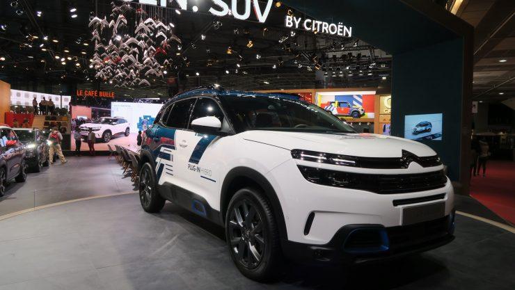 Citroen C5 Aircross Mondial Auto 2018 9