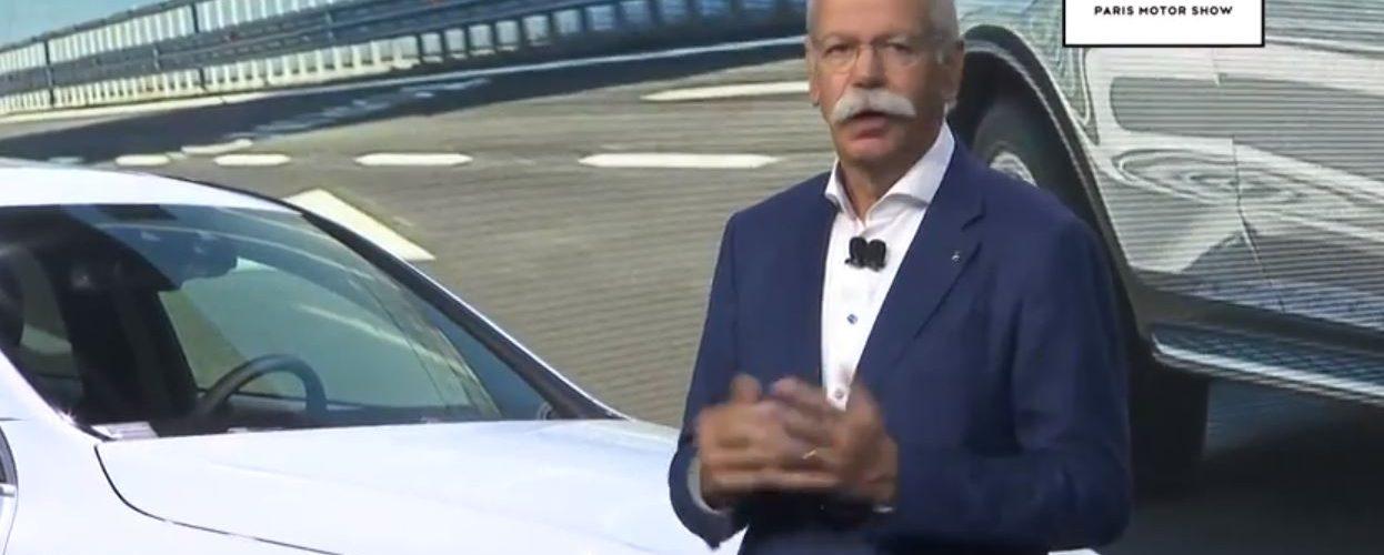 Conference de presse Mercedes AMG Smart