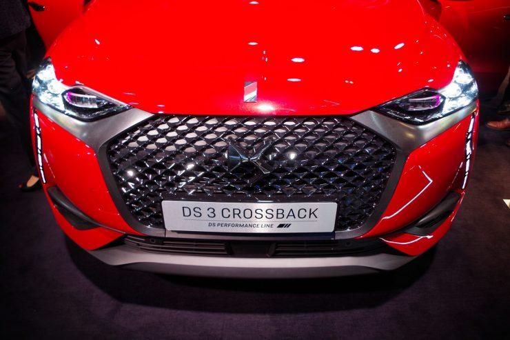 DS 3 Crossback Mondial 2018 8