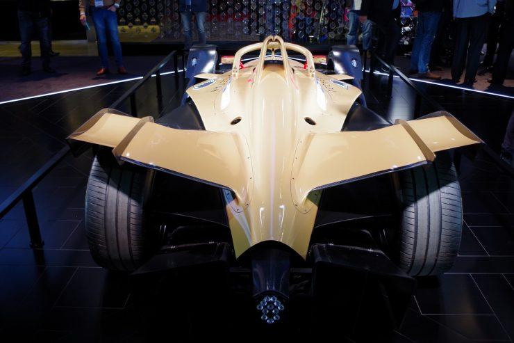 DS Techeetah FE Formula E 2019 1
