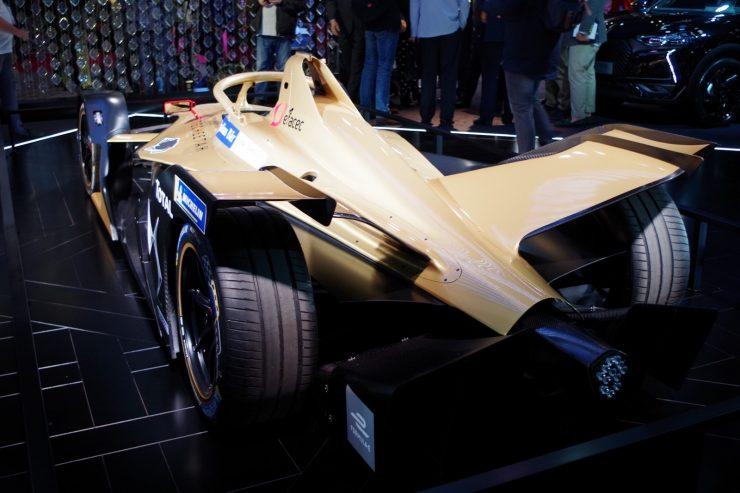 DS Techeetah FE Formula E 2019 10