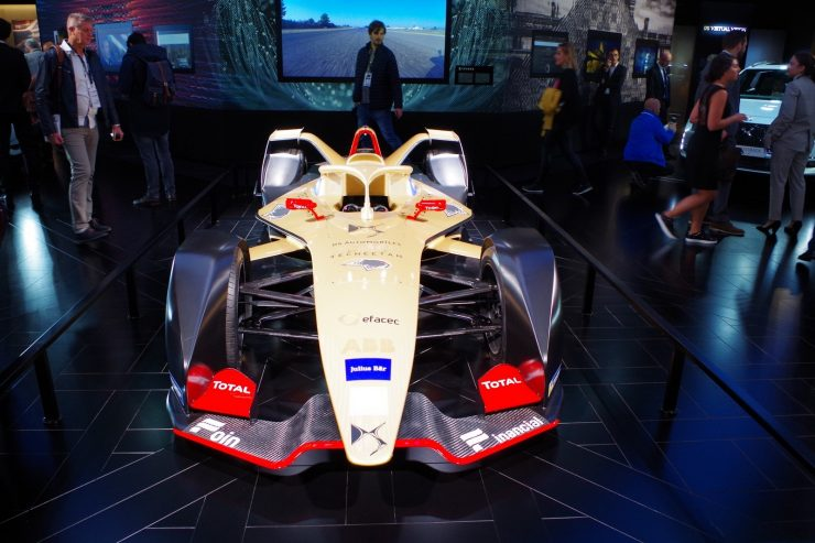 DS Techeetah FE Formula E 2019 2