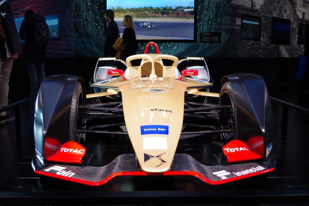 DS Techeetah FE Formula E 2019 3