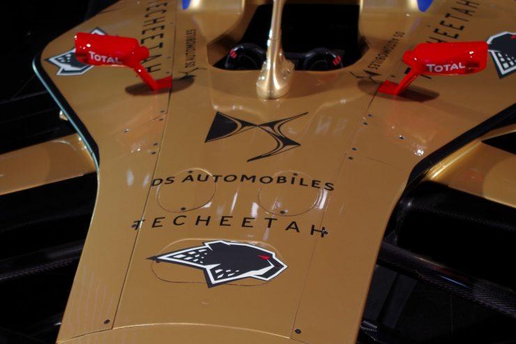 DS Techeetah FE Formula E 2019 5