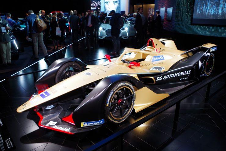 DS Techeetah FE Formula E 2019 6
