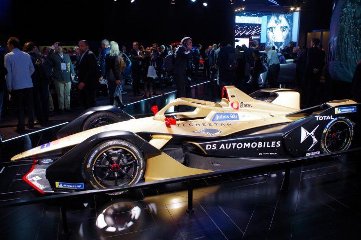 DS Techeetah FE Formula E 2019 7
