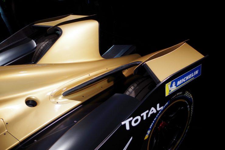 DS Techeetah FE Formula E 2019 8