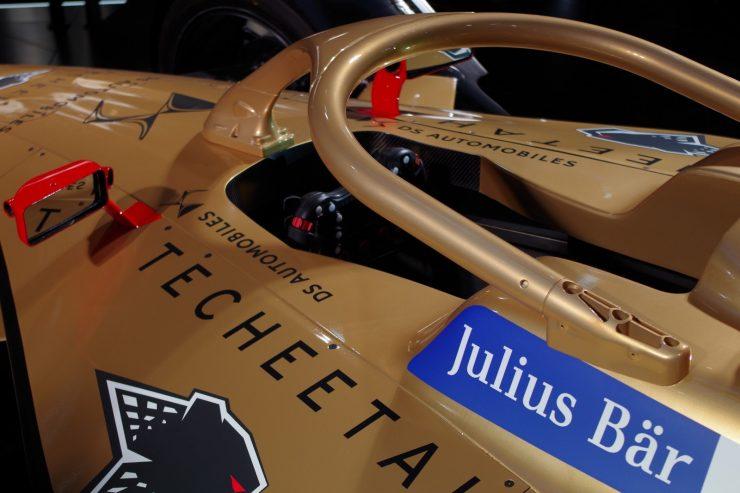 DS Techeetah FE Formula E 2019 9