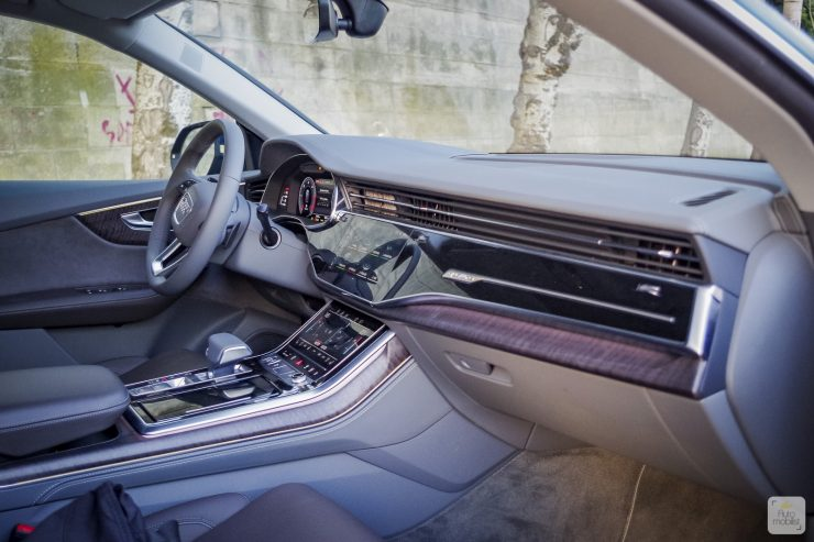 Essai Audi Q8 Le Nouvel Automobiliste