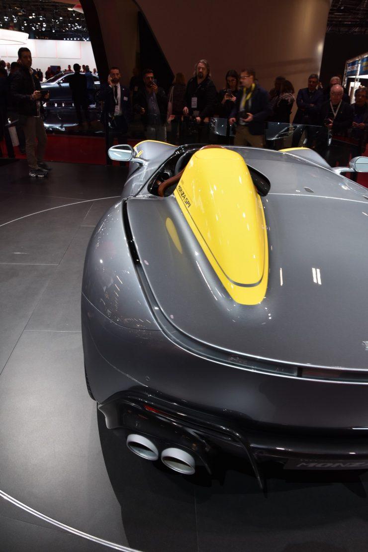 Ferrari Monza SP1 22