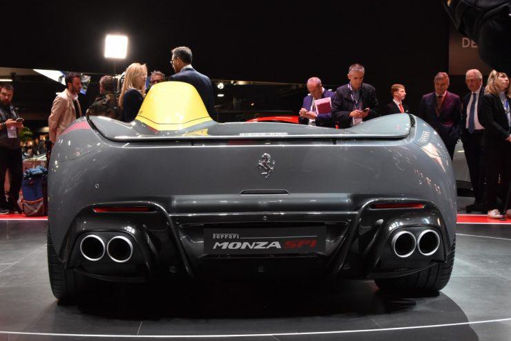 Ferrari Monza SP1 25