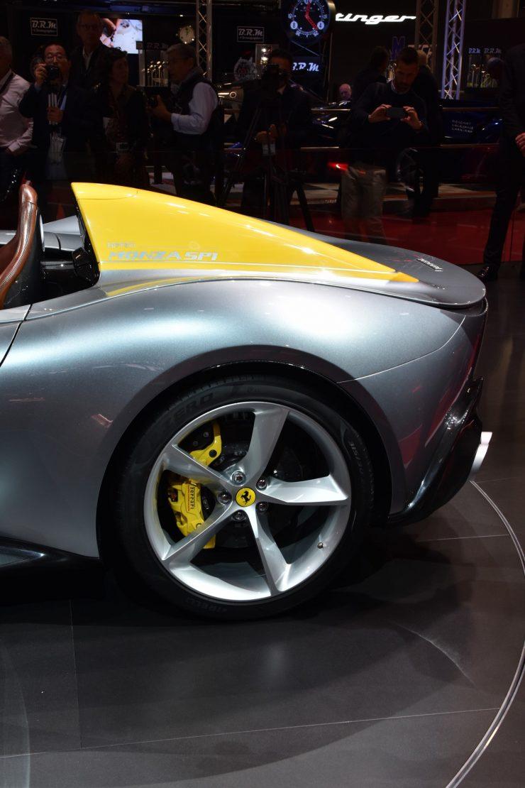 Ferrari Monza SP1 4