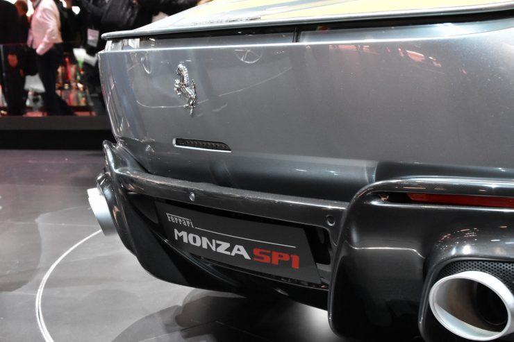 Ferrari Monza SP1 8