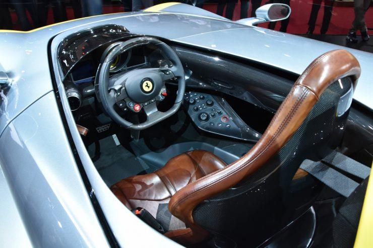 Ferrari Monza SP2 Mondial 2018 12