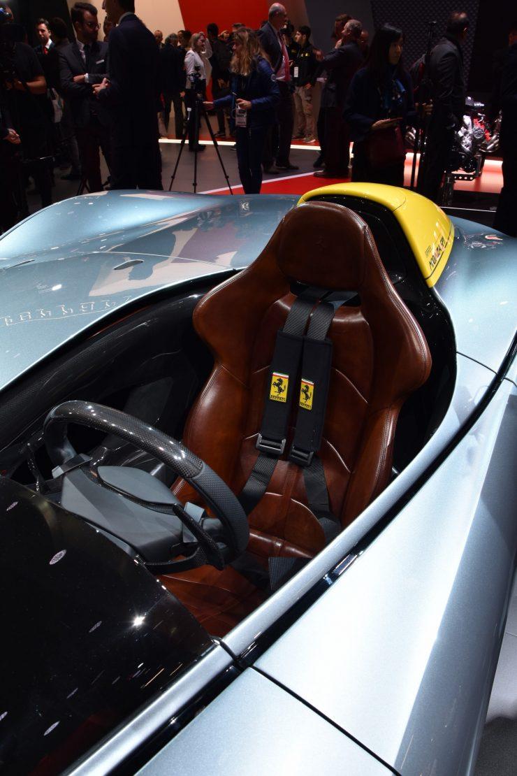 Ferrari Monza SP2 Mondial 2018 14