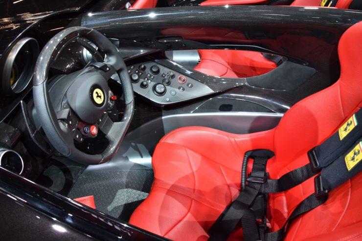 Ferrari Monza SP2 Mondial 2018 17