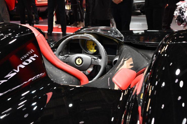 Ferrari Monza SP2 Mondial 2018 2