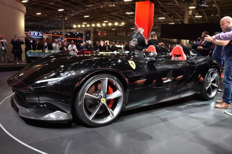 Ferrari Monza SP2 Mondial 2018 20