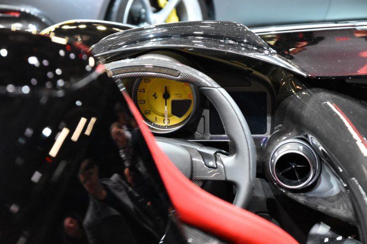 Ferrari Monza SP2 Mondial 2018 21