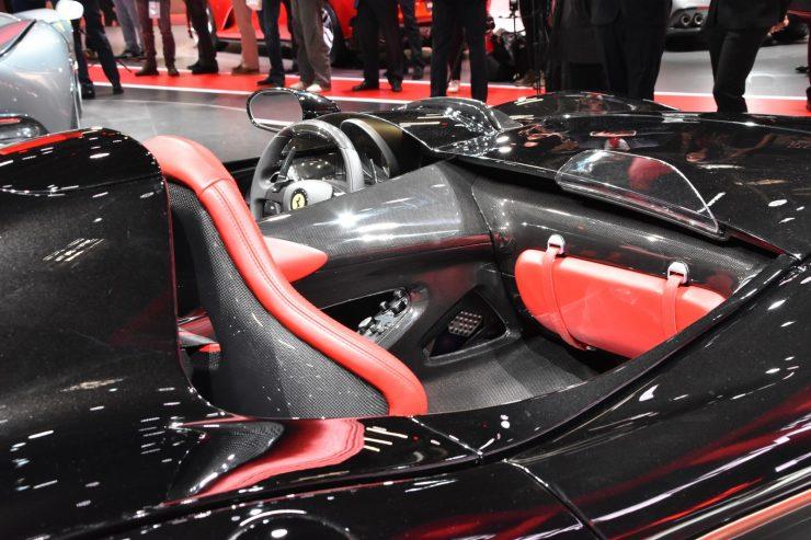 Ferrari Monza SP2 Mondial 2018 3