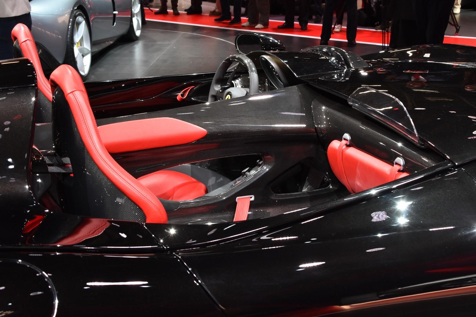 Ferrari Monza SP2 Mondial 2018 4