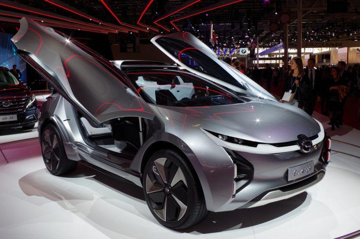 GAC Motor Enverge Mondial Auto 2018 1