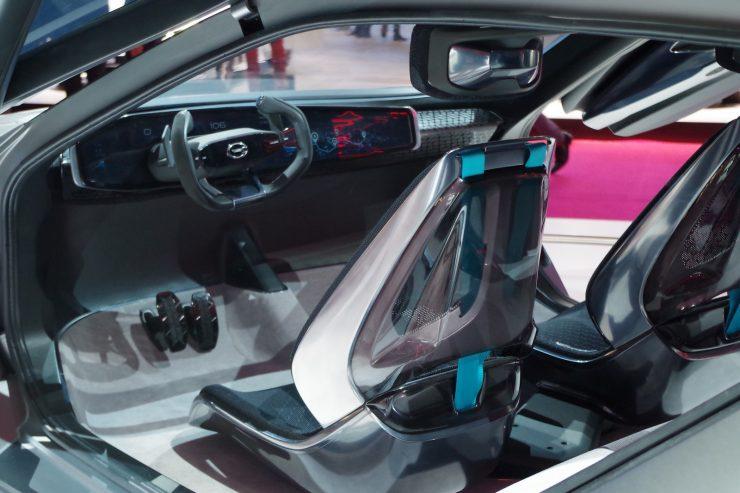 GAC Motor Enverge Mondial Auto 2018 5