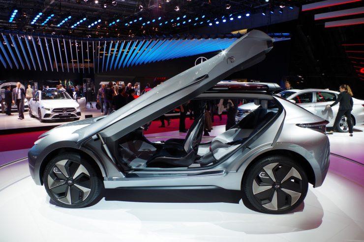 GAC Motor Enverge Mondial Auto 2018 6