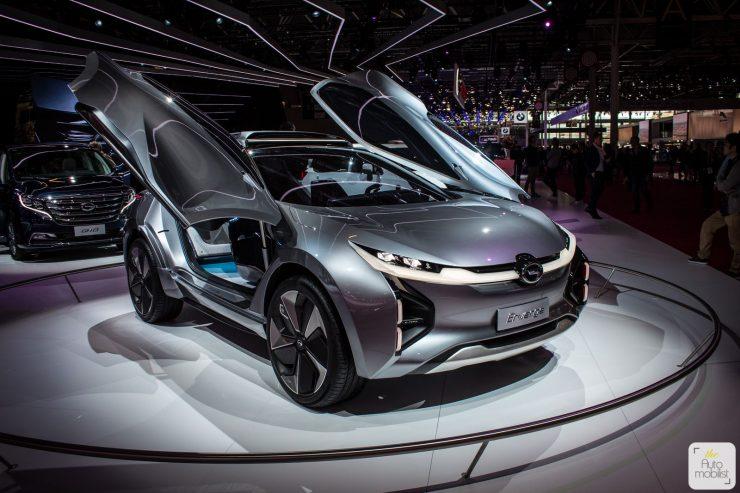 GAC Motor Paris 2018 6