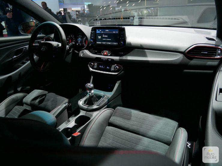 Hyundai i30 Fastback N 20